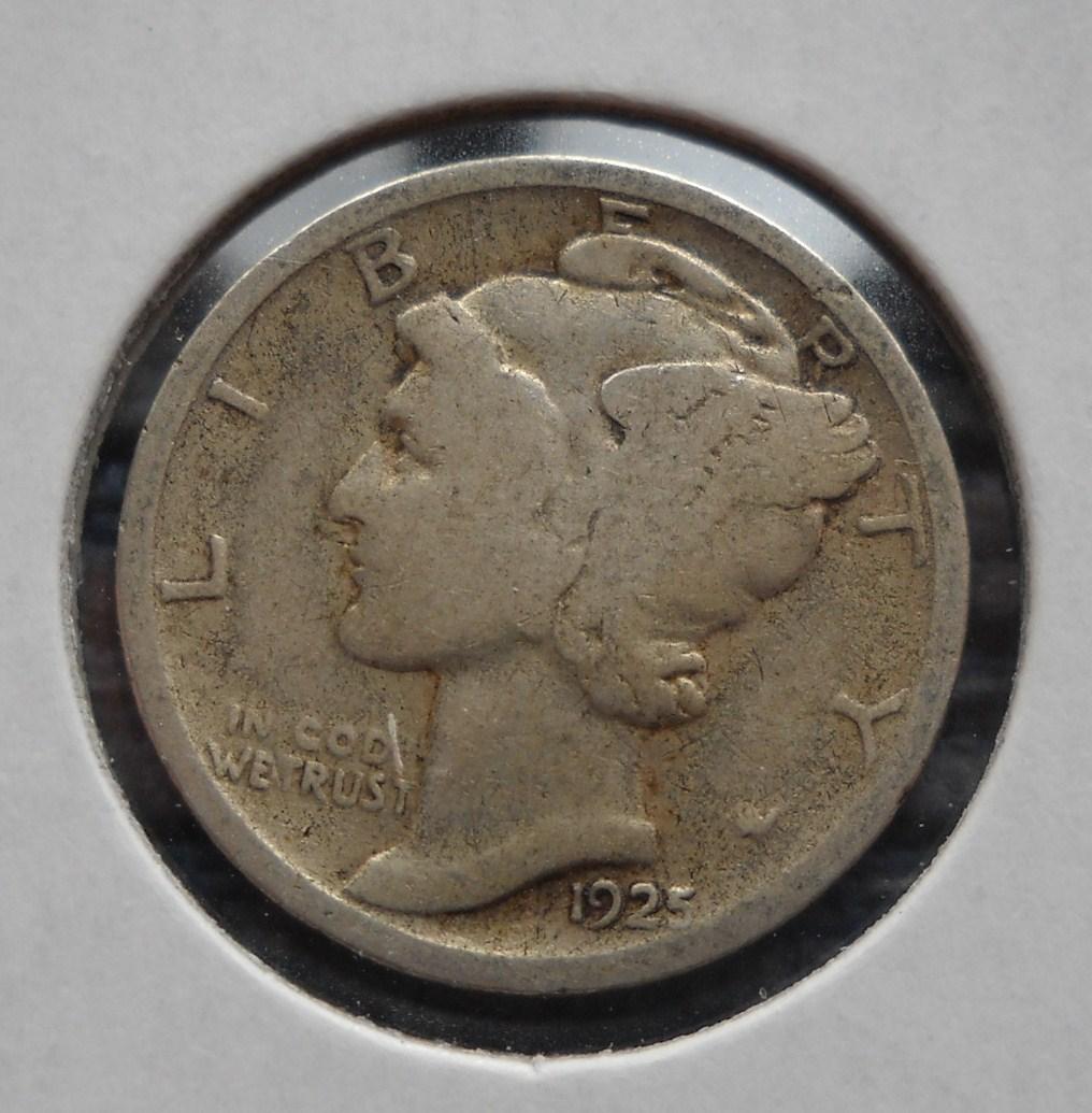10 Centavos 1925 USA DSCN0174