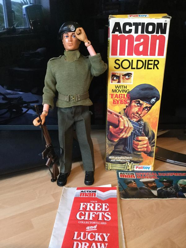 Action man day 11 haul.. AAECD950-29_BC-4845-9_AE8-18_CF5_CBC8_E47