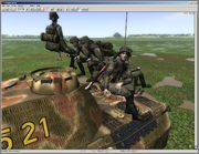 "Campaign ""Steel Beast"" (Pz.V ""Panther"") WIP - Page 2 Pz5_desant1"