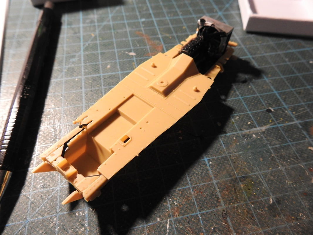 Humber Mark II, Bronco 1/35 - Sida 2 DSCN2224