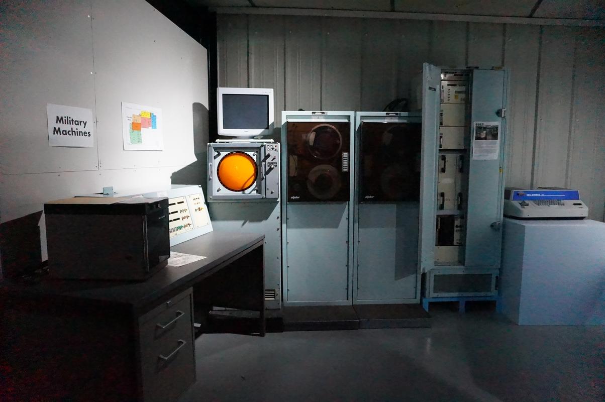 My MAM visiting  Cambridge Computer History Museum. 2_A08_D3_F6-6872-4_E23-9_FA7-56_BC70_B297_D5