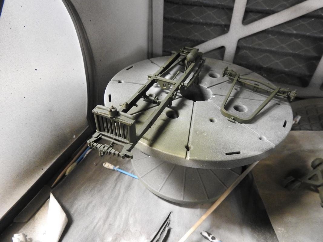 Scamell Pioneer SV2S Heavy Breakdown Tractor, IBG 1/35 - Sida 2 DSCN6877