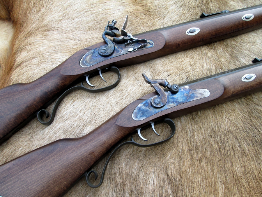 Review: Traditions Mountain Rifle - Flintlock IMG_7862