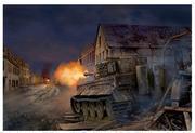 Kurt Knispel' mission (King Tiger), campaign Mein Panzerkampf T26_4