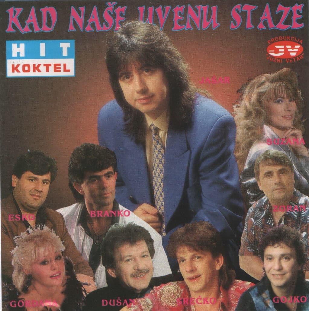 Juzni Vetar – Kolekcija  Hit_Koktel_1995_Prednja
