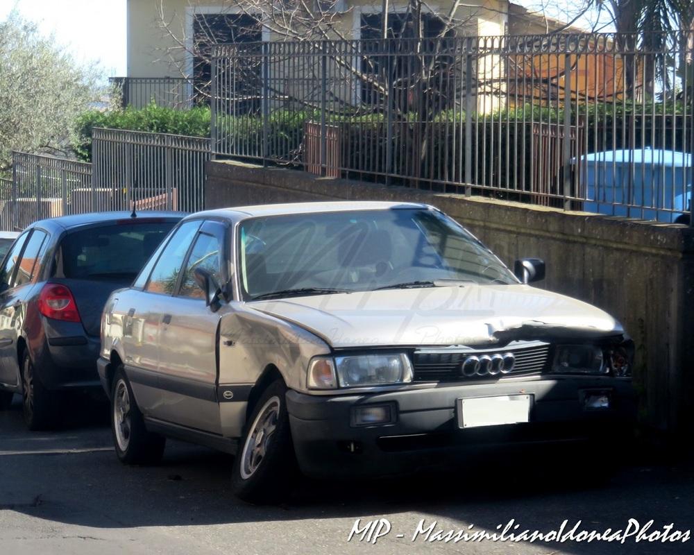 Auto Abbandonate - Pagina 5 Audi_80_1.8_87cv_89_CT869698