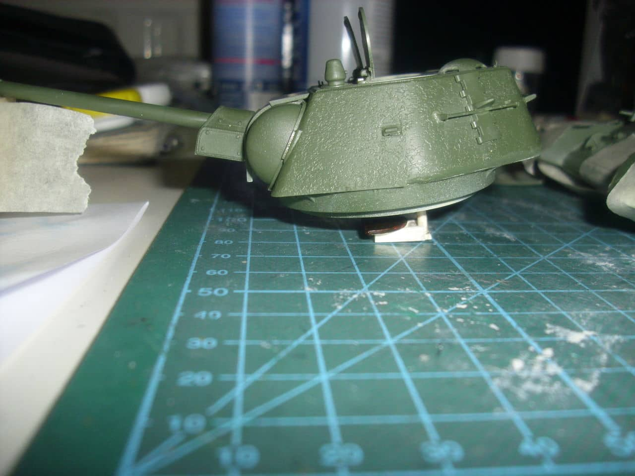 T-34/76 1943 early model. ICM 1/35 - Sida 4 DSCI0635