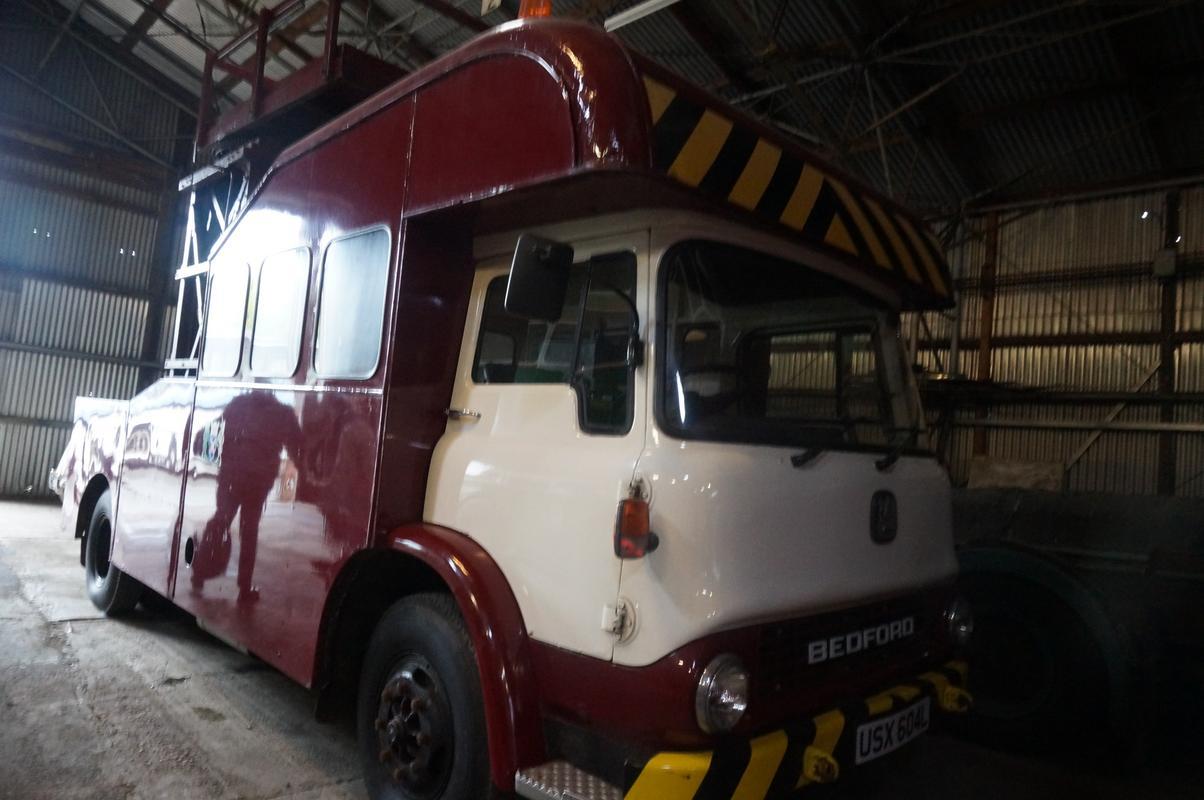MAM visiting The Scottish Vintage Bus Museum. 113_E19_DA-_FD58-4062-_B9_DC-44_F29_AE6703_D