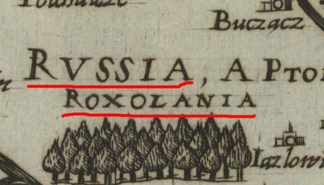 Возрождение - информация к размышлению - Страница 6 Rus_roxolania