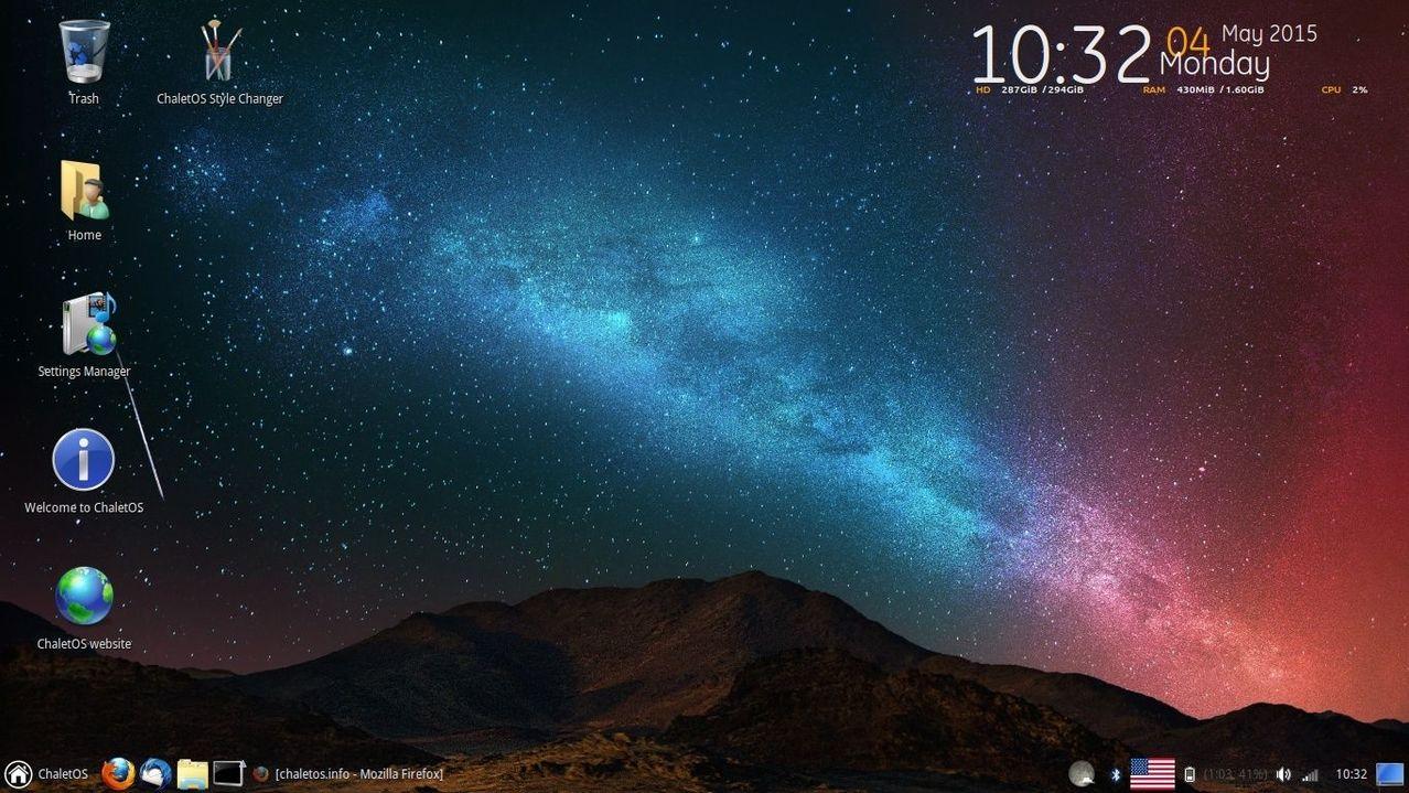Show off your desktop Screen12