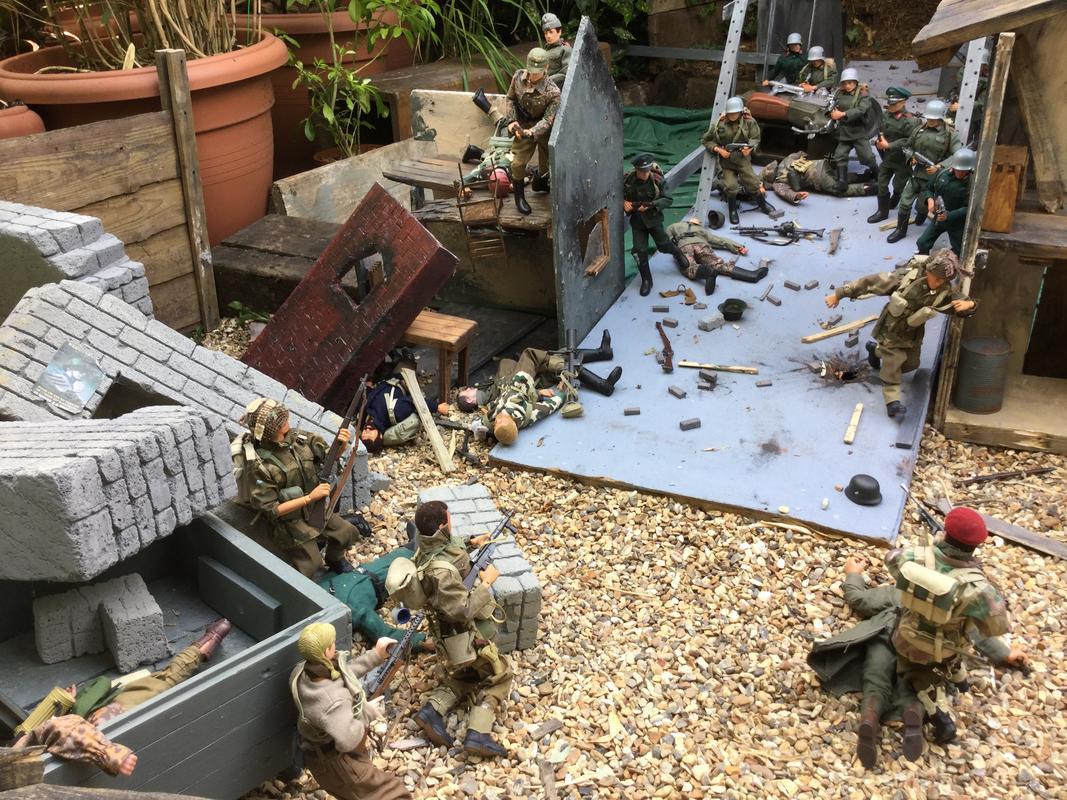 Arnhem part 3 ...counterattack  488FCF9D-16CC-4ABB-9F86-C191D6D6A7DA