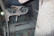 Танк КВ-1 изнутри (№ 9854), Ропша, Ленобласть. P6230097