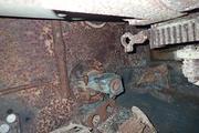 Танк КВ-1 изнутри (№ 9854), Ропша, Ленобласть. P6230309