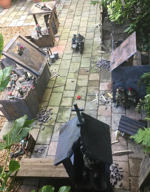 Market garden ..   episode 2   Arnhem.. IMG_5945
