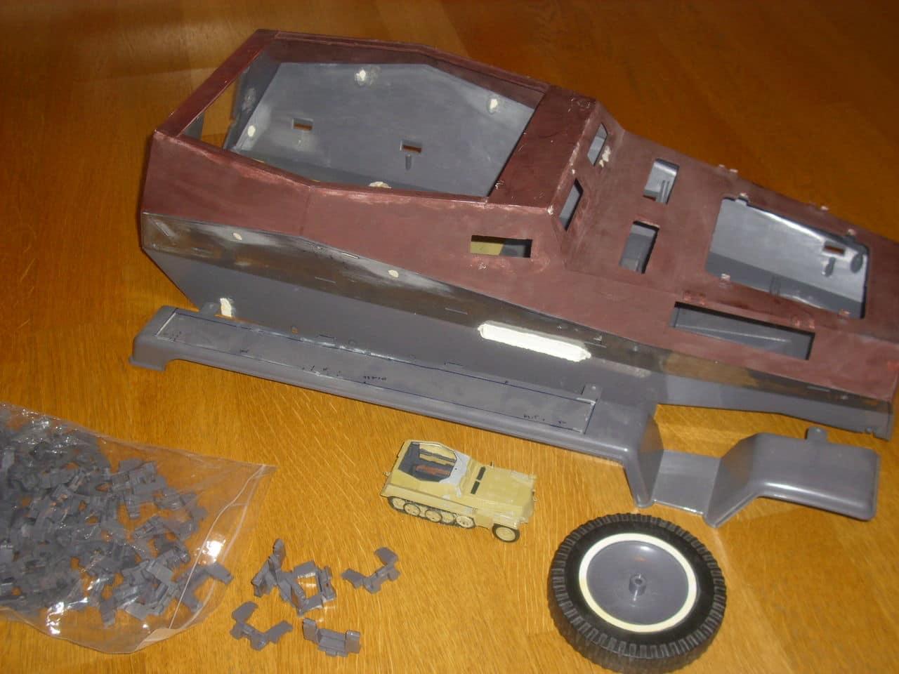 SdKfz 250 Armor Hobbies 1/6 - Sida 6 DSCI0494
