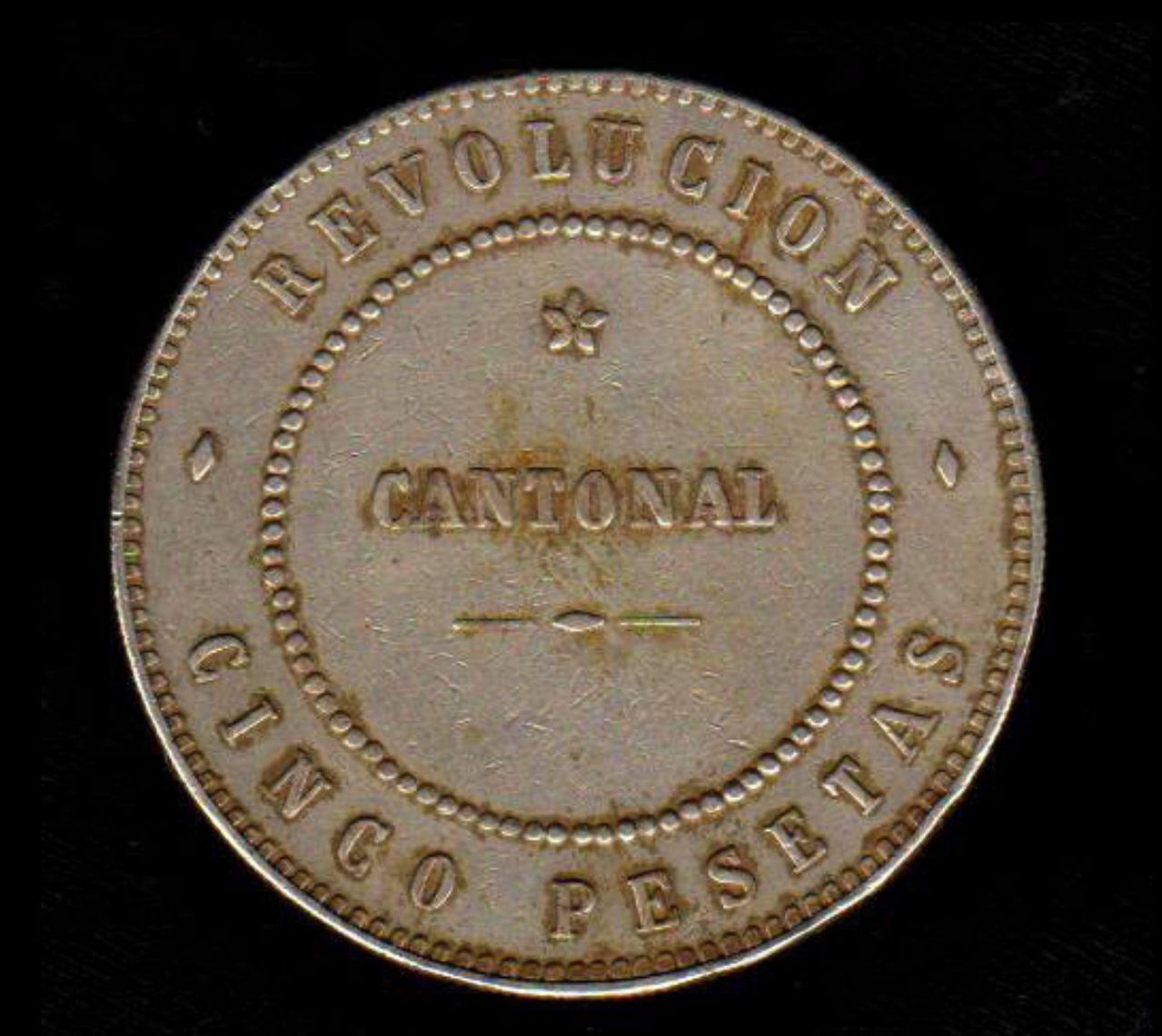 1873 un duro cantonal ¿inédito? Image