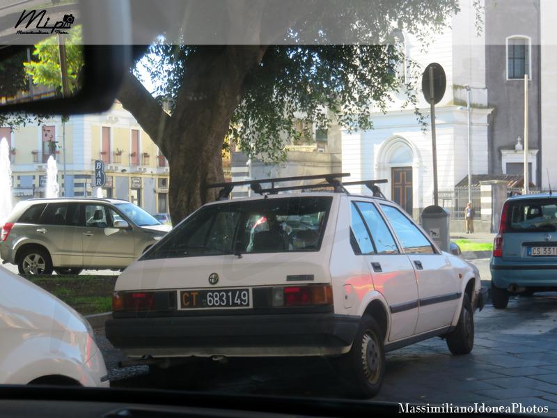 avvistamenti auto storiche - Pagina 5 Alfa_Romeo_Arna_SL_1.2_68cv_85_CT683149