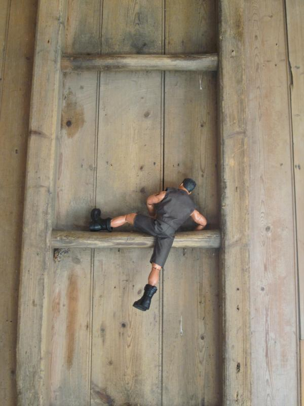 My Action Man trip to Kellie Castle and the Gardens. (Ackie88)  IMG_0376
