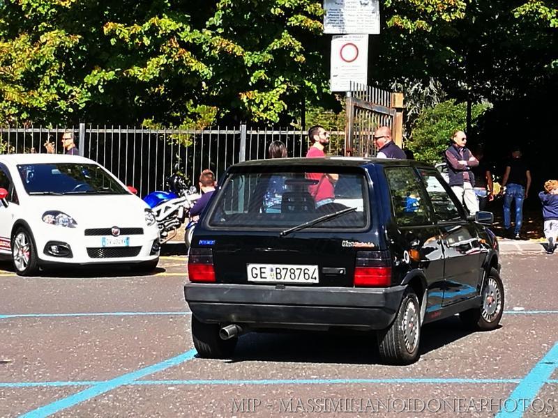 Passeggiata d'Autunno, Pedara (CT) Fiat_Uno_Turbo_i.e._1.3_105cv_88_GEB78764