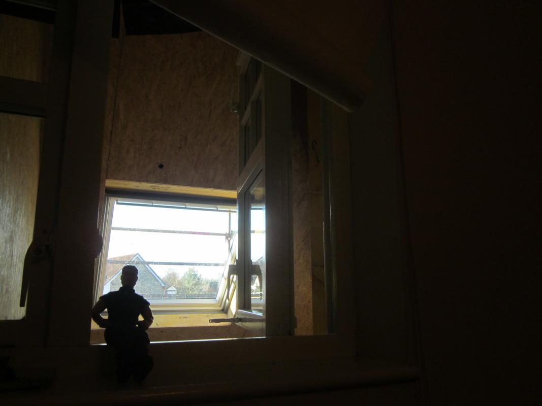 Random Action Man around my bedroom extension Photos  IMG_3869