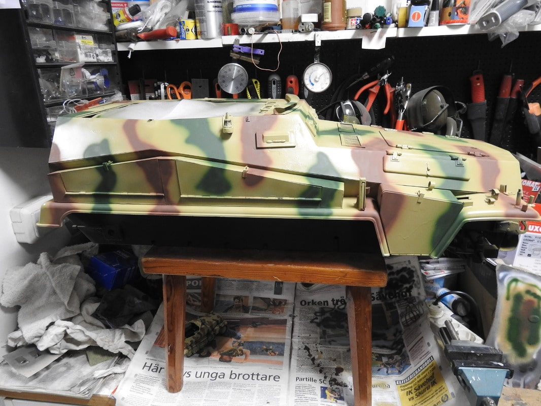 SdKfz 250 Armor Hobbies 1/6 - Sida 16 DSCN2861