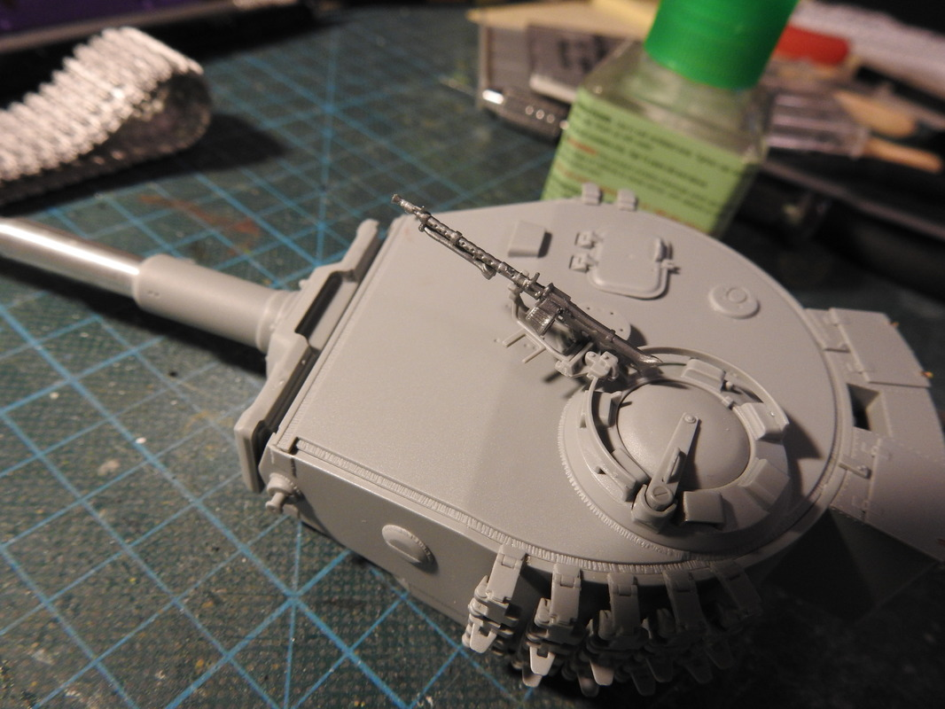 Tiger I, Dragon, 1/35 - Sida 3 DSCN4730