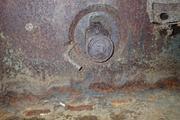 Танк КВ-1 изнутри (№ 9854), Ропша, Ленобласть. P6230035