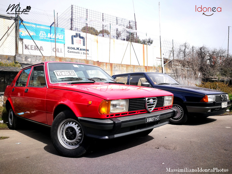 Parking Vintage Alfa_Romeo_Giulietta_1.3_94cv_79_CT668271_3