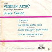 Veselin Arsic - Kolekcija Zadnja