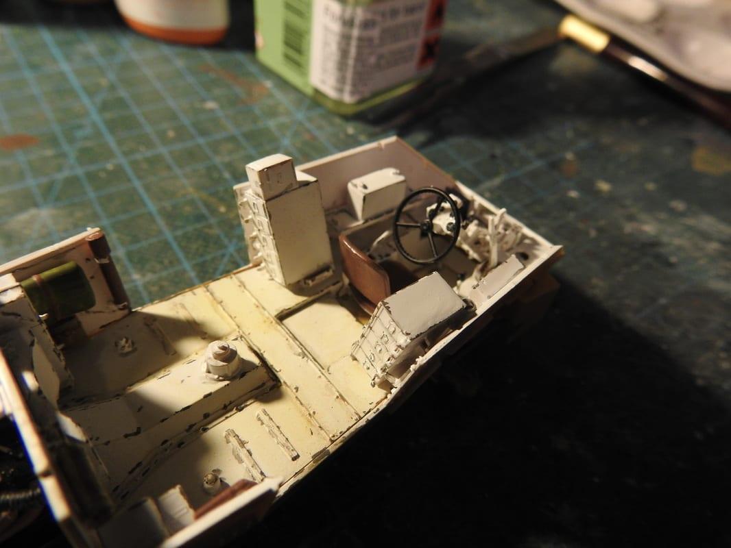 Humber Mark II, Bronco 1/35 - Sida 4 DSCN2919