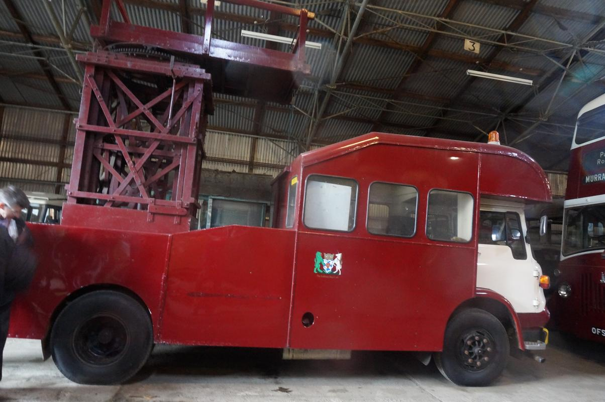 MAM visiting The Scottish Vintage Bus Museum. 04_F7_A865-5754-40_CC-89_FE-2278_CDAA12_A9