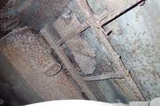 Танк КВ-1 изнутри (№ 9854), Ропша, Ленобласть. P6230294