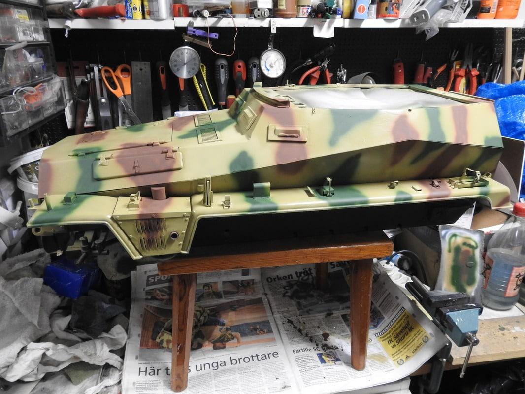 SdKfz 250 Armor Hobbies 1/6 - Sida 16 DSCN2858