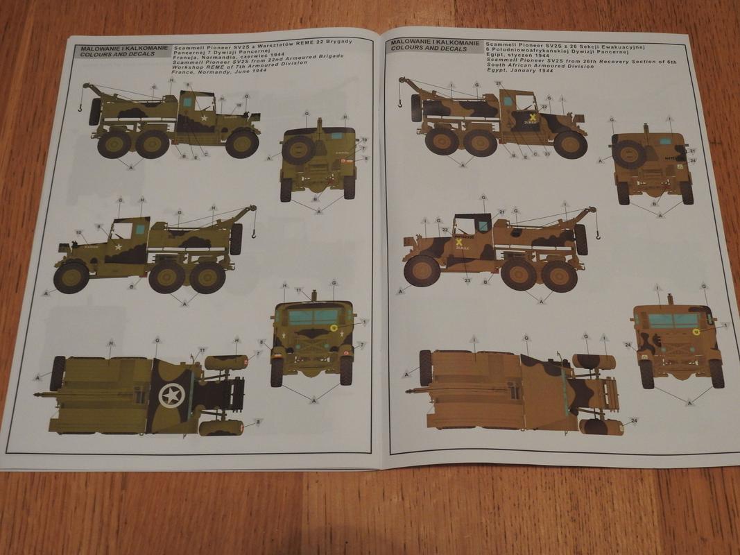 Scamell Pioneer SV2S Heavy Breakdown Tractor, IBG 1/35 DSCN5994