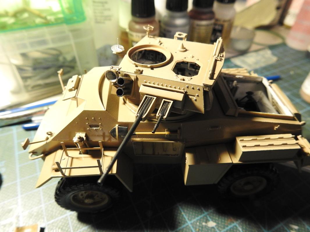 Humber Mark II, Bronco 1/35 - Sida 8 DSCN3396