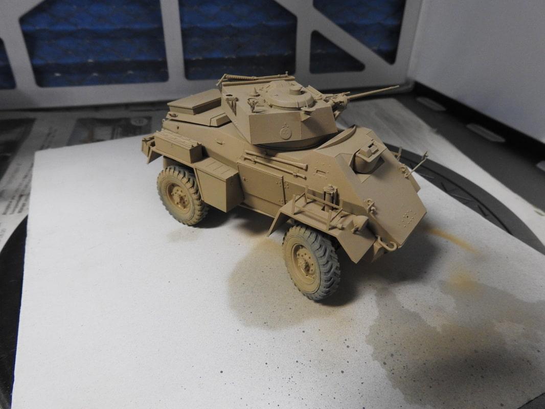 Humber Mark II, Bronco 1/35 - Sida 8 DSCN3351