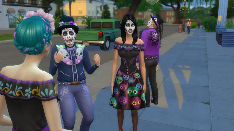 Desafío del Día de los Muertos (Actualización) Image