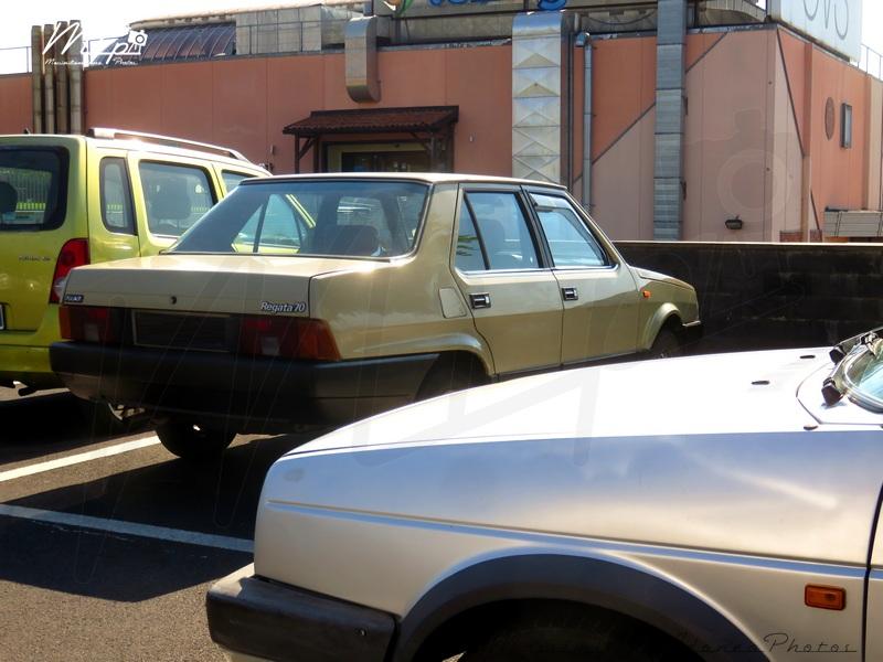 avvistamenti auto storiche - Pagina 38 Fiat_Regata_70_1.3_68cv_84_CT670608_1