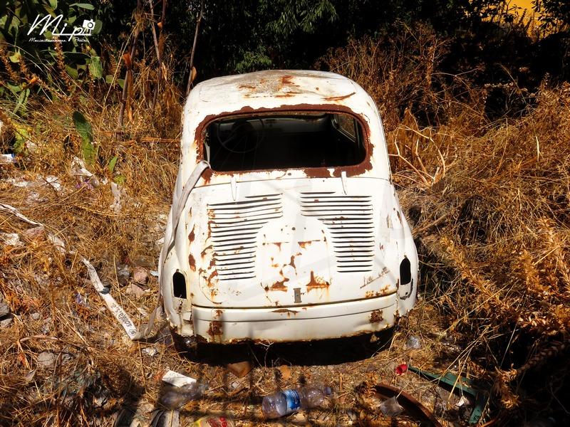 Auto Abbandonate - Pagina 38 Fiat_600_1