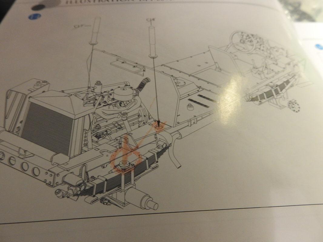 Humber Mark II, Bronco 1/35 - Sida 4 DSCN2729