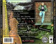 Orage des années noires (best of vol. 1 1998-2003 Back