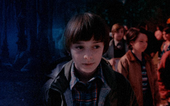 The Vanishing of Will Byers, part I -priv. Firma