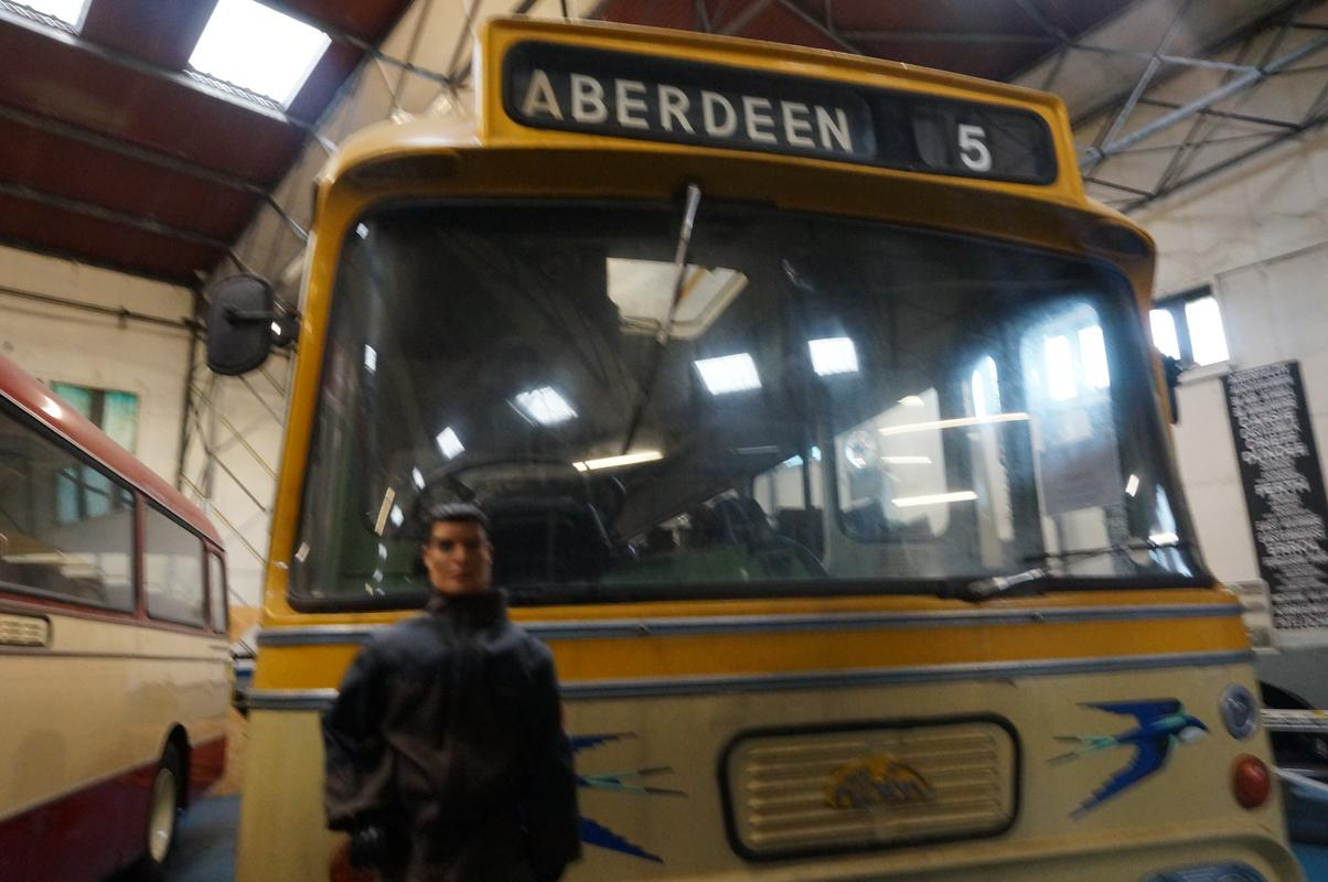 MAM visiting The Scottish Vintage Bus Museum. E694_EE43-_B3_A3-4_DA5-8402-2492_CC528_C76