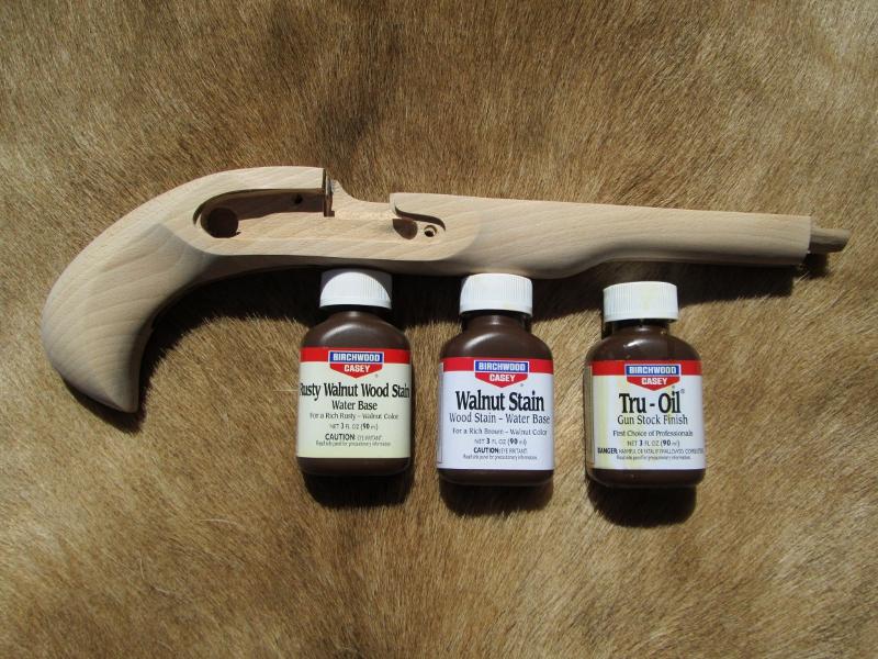 Traditions Kentucky Pistol Kit Build IMG_8795