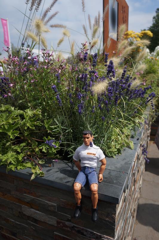 My Mam visiting Hampton Court flower show.  B4_F1_E719-89_E3-4_A18-8_A64-_E1_E987_DDE28_D