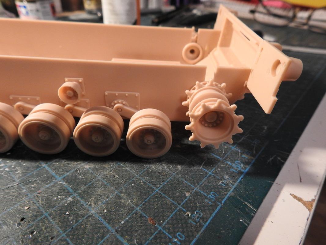 M1A1 Abrams 1/35 - Academy DSCN3791