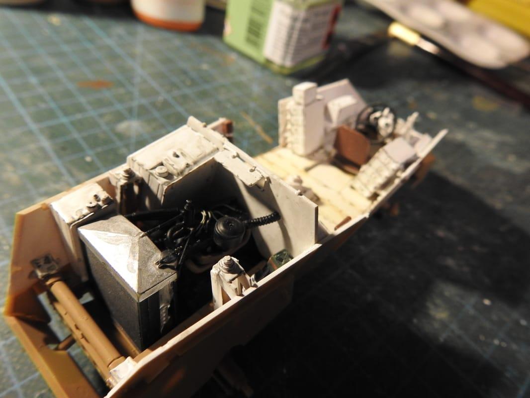 Humber Mark II, Bronco 1/35 - Sida 4 DSCN2918