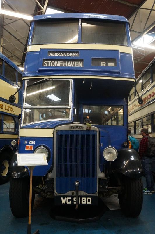 MAM visiting The Scottish Vintage Bus Museum. 33_A15_F1_A-_CAB8-4_EB7-_A4_C9-_D4131_DB5_DD8_D