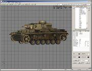 STA(Steel Tank Add-on) 3.3 Pz_IIIN_2d