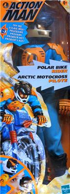 Action Man Arctic figures, carded sets and vehicles. 0F7CE4EB-C685-477E-8A0D-B439BACBE466
